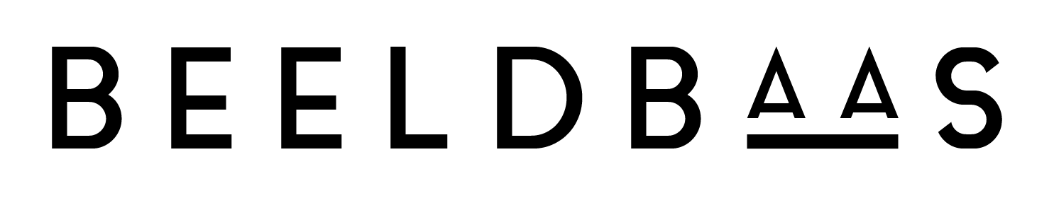 Beeldbaas-zwart